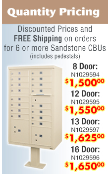 Discounted Pricing on more Cluster Box Units (CBUs)